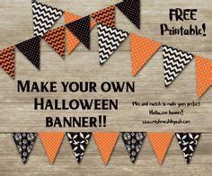 printable halloween banner decorations 7 free printable halloween banners halloween printable