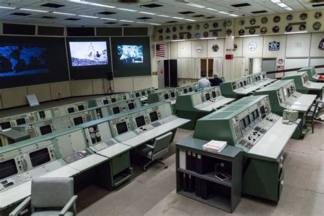 nasa mission room going boldly the at nasa s hallowed mission center ars technica