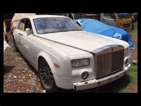 bentley kerala abandoned cars in india rolls royce lamborghini