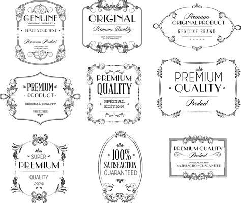 typography vector premium typography vintage vector free