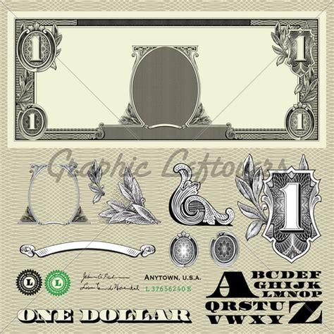 money dollars and design elements vector 15 dollar bill vector ornaments images dollar bill