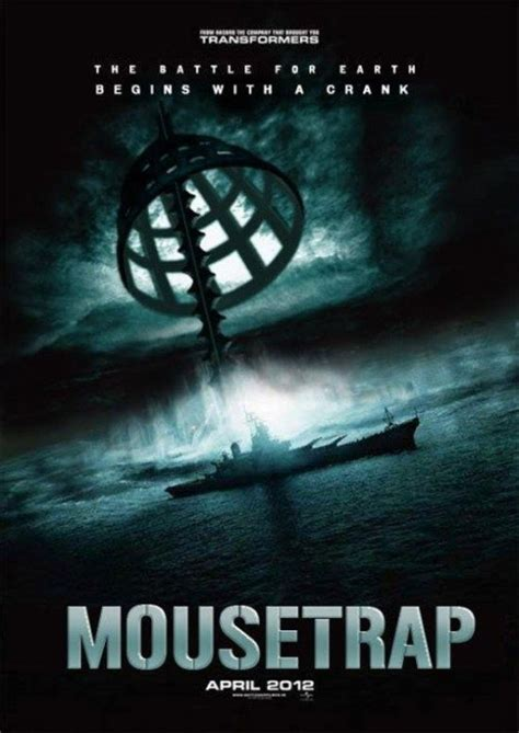 another monopoly movie in the works worstpreviews com mousetrap fake movie posters pinterest