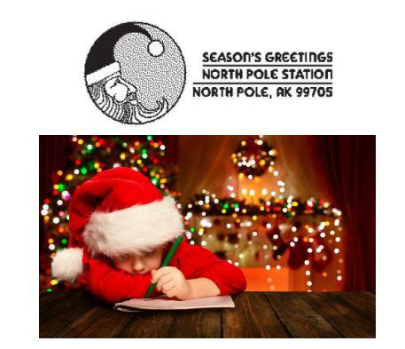 Usps Santa Letters 2017 u s postal service 2017 letters from santa program