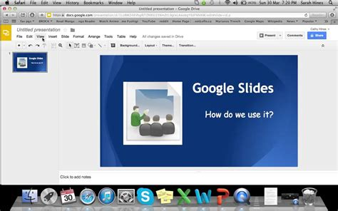 how to put themes on google slides app tutorial google slides youtube
