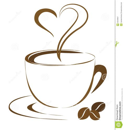 coffee cup silhouette coffee cups clipart heart coffee cup clip art printables