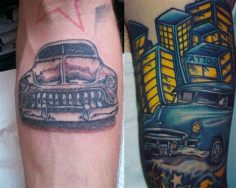 car tattoo ideas car tattoos designs ideas inspiration me now