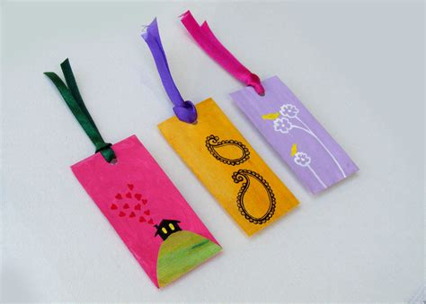 Handcrafted Bookmarks - handmade bookmarks with quotes quotesgram