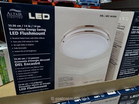 altair outdoor led coach light costco altair lighting costco lighting ideas