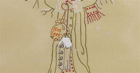 embroidery design rogers ar angel of winter quot faith quot hand embroidery pattern at