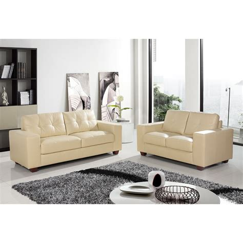 cream leather sectional strada ivory cream leather sofa collection