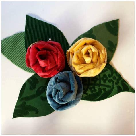fiori stoffa tutorial tutorial per fiori di stoffa senza cucire fabcroc