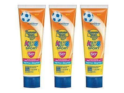 banana boat natural sunscreen review banana boat natural reflect sunscreen lotion spf 50 4