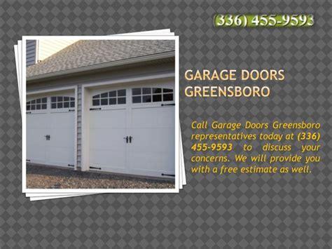 Ppt 24 Hr Garage Door Repair Greensboro Powerpoint 24 Hr Garage Door Repair