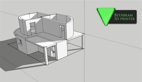 home design 3d printing betabram set to 3d print two story house this summer 3d printing industry