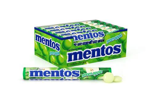 Mentos Roll Cinnamon 1 32 Ounce mentos chewy mint roll cinnamon 1 32