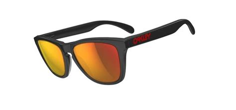 oakley frogskins matte black ruby iridium oakley frogskins lx matte black ruby iridium sunglasses