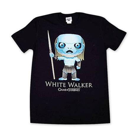 Of Thrones Tshirt of thrones t shirt white walker on up