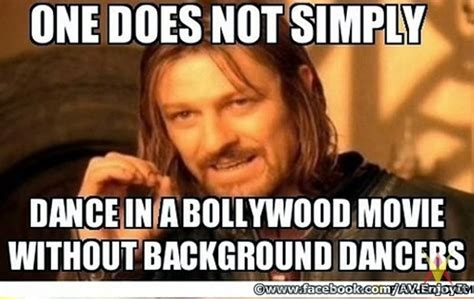 Indian Song Meme - enjoy it bollywood memes d