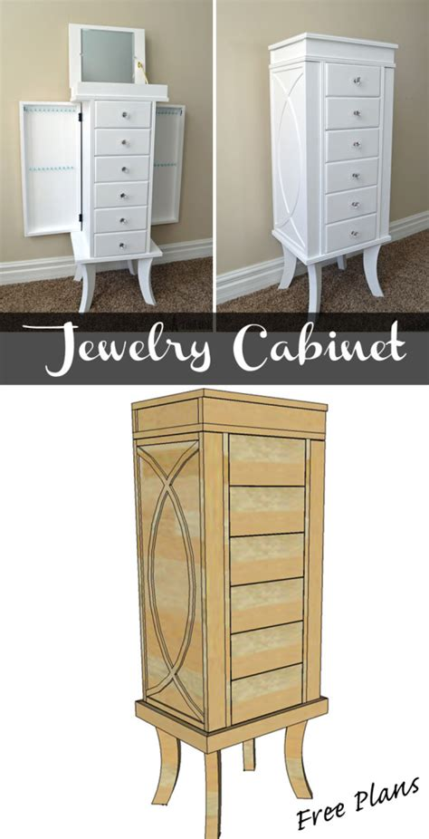 Build A Armoire by Diy Jewelry Organizer Organized Homes Daily Declutter