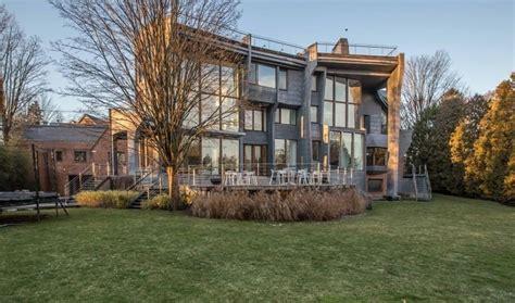 million contemporary mansion  brookline ma
