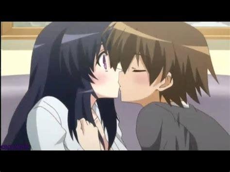 top anime romance top 5 anime kiss scenes part 11