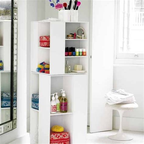 Modern Bathroom Shelves Modern Bathroom Storage Unit Storage Solutions Shelves Housetohome Co Uk