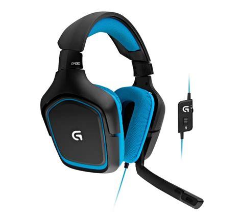 Logitech Headset Gaming G430 Berkualitas logitech g430 surround sound gaming headset tech rabbit