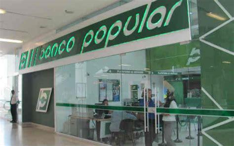 banco popular de colombia banco popular en cali todas las sucursales y horarios