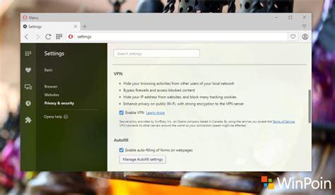 cara membuat vpn unlimited opera beta kini dilengkapi vpn unlimited untuk membuka