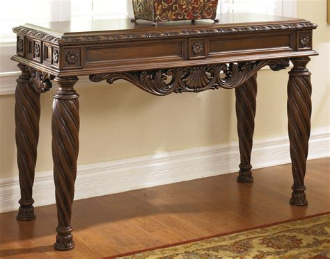 sofa table ashley furniture buy ashley furniture t963 4 north shore sofa table