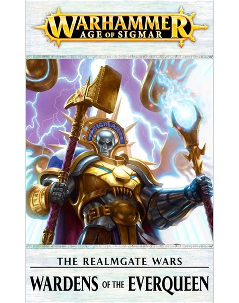 vire wars warhammer chronicles books black library the realmgate wars wardens of the everqueen
