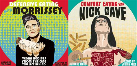 comfort eating with nick eat your heart out how automne zingg turned heartache into a series of deliciously funny drawings