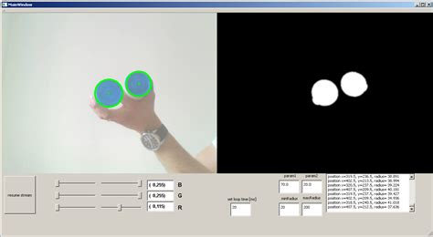 tutorial qt opencv opencv and qt based gui hough circle detection exle