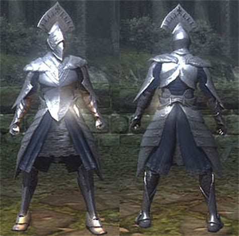 Souls Light Armor by Silver Set S Souls Wiki Fandom Powered By Wikia