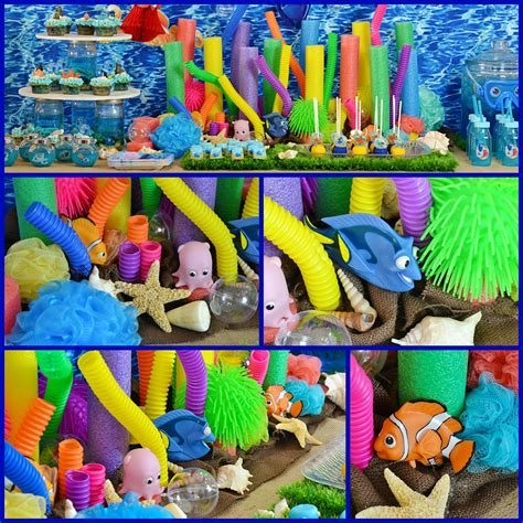 coral reef centerpieces finding dory coral reef centerpiece