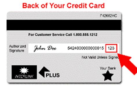 Sle Credit Card Number With Cvv Remove Cvv Code Prevent Misuse Rediff Business