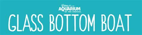 ripley s glass bottom boat glass bottom boats launch over ripley s shark lagoon