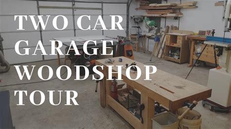 car garage woodworking shop  youtube