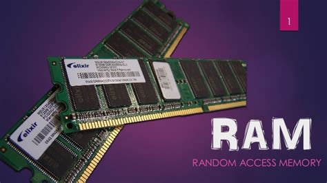 computer memory develop a computer like memory in 5 minutes a day books ram random access memory