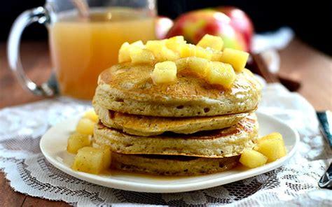 10 great pancake recipes to make this weekend