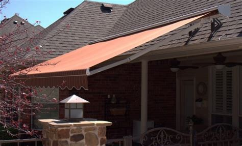 roof mounted awnings retractable awnings