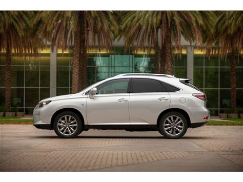 cost lexus rx 350 2013 lexus rx 350 prices reviews and pictures u s news