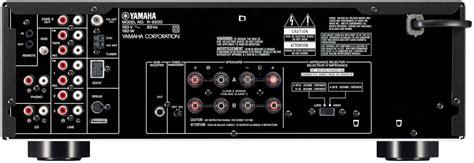 amazoncom yamaha  sbl natural sound stereo receiver
