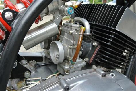 Mono Shok Shock Monoshock Mx Gp Proseries Ride It Merah 77 yamaha rd 400 350 custom mono shock gsx r for sale on 2040 motos