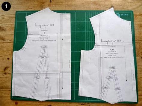 pattern drafting large bust free basic bodice pattern sizes uk 8 16 bust 84 to 104
