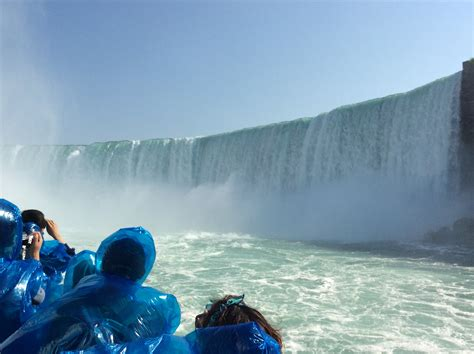 niagara falls ny boat tours hours 1 day fly to niagara falls tour from new york