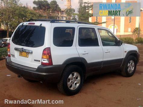 2002 mazda tribute type used mazda mpv 2002 2002 mazda tribute rwanda carmart