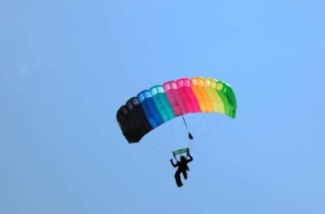 parachute 1 eleve choc son moniteur meurt pendant son bapt 234 me de chute libre