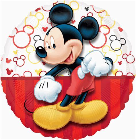 Balon Mickey Mouse Bulat Balon Foil Mickey Mouse Balon Mickey mickey mouse portrait 18 inch foil balloon