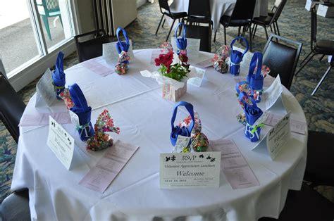 Volunteer Appreciation Dinner Centerpieces | volunteer appreciation dinner centerpieces